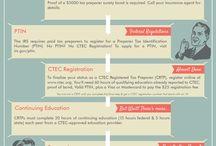 California Tax Education Council na Pintereste