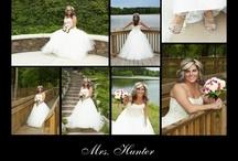 Bridal pics / by Amanda Coleman Albertson