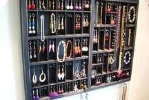 Jewelry Display and Storage