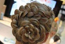 hair styles / by Rita Smith
