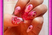 Barbie nails / Nails