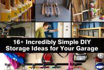 Storage / Garage storage