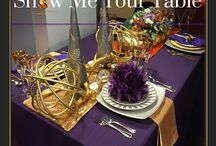"""Show Me Your Table / A platform to """"share your table"""" with Gathering Souls."""