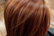 Hair ideas / by Cassie Reed