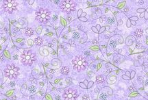 Papel del libro de recuerdos lila