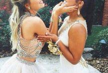 Prom with bestie