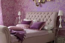 Interiors I / Boudoir: A Woman's Private Lair / by ! dgh !