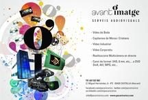 Avant Imatge / Avant Imatge es el nombre comercial de mi actividad como freelance en la producción audiovisual. Puedes ver más en http://www.avantimatge.es