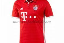 Billig Bayern Munich trøjer 16/17,køb Bayern Munich fodboldtrøjer på online butik / Køb Bayern Munich trøje 2016-2017 online,billige Bayern Munich hjemmebanetrøje/udebanetrøje/målmandstrøje/langærmet fodboldtrøjer tilbud med lav pris og hurtig levering.