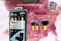 Real Techniques / ΑΜΕΣΑ Διαθεσιμα και για αγορα απο τα κεντρικα μας  Mε μεγαλη χαρα καλωσοριζουμε τα Real Techniques professional make up brushes......!!! Διαθεσιμα απο τα κεντρικα μας  NATURAL CARE PROFESSIONAL Τηλεφωνικο κεντρο παραγγελιων 210-2801227 & 210-2724309 δευτερα-παρασκευη 09 00 - 20 00 σαββατο 09 00 - 15 00 www.naturalcarepro.gr