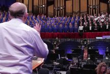Behind The Scenes / A look at the people, places, and things that keep the Choir and Orchestra moving. / by Mormon Tabernacle Choir