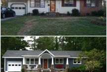 Porch/deck renovation / by Terrica Flowers