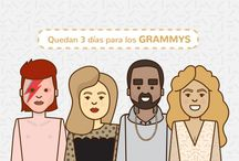 Grammys 2017 - por Badi
