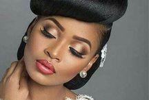 bridal hair n make up