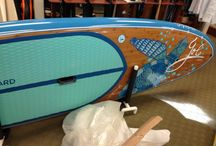 Stand Up Paddleboard Holidays at My Aloha Paddle and Surf / Awesome selection and the best Paddleboards Available