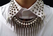 Spikes and Studs / by Triszh Hermogenes