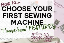 Serger guides