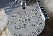 Marine Corps <3333 (& general military) / I am a Marine girlfriend <3 This board is mainly about the Marine Corps, but also has some general military things too! If you have someone in the mi / by Hali Gertz