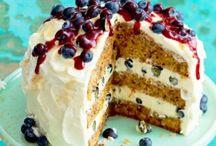 Kuchen - Lust auf was Süßes / Kuchen aller Art - wir haben Lust auf Süßes!