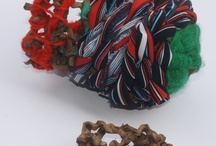 My Fiber Sculptures / I am a maker. I love to play with colors and textures. Purchase maritzaarts.bigcartel.com