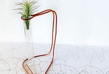 [ Geometric Skies Home Decor ] / Handcrafted home decor, minimalist vases, copper vases, air planters and succulent pots for your home at http://geometricskies.com. ⚡ Home decor ideas living room, minimalist bedroom, minimalist home, minimalist living, copper kitchen, vase decorating ideas, vase centerpieces, vase decor, apartment decorating on a budget, apartment ideas, apartment decorating rental, apartment decor, studio apartment ideas, studio apartment decorating, industrial decor living room, industrial decor bedroom.