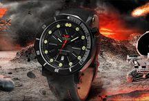 Ανακαλύψτε τα ΝΕΑ ρολόγια  VOSTOK EUROPE μόνο στο OROLOI.GR!