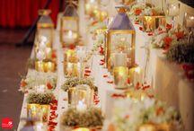 Royce + Darsana Wedding / Wedding Decor