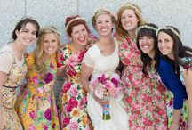 The Real Pinterest Inspired Wedding / My daughter Melissa was married in the Summer of 2013-this is how she was inspired, and how it turned out so beautifully! Pinterest showed the way-