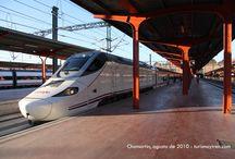 Trenes larga distancia