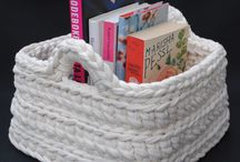 Crochet for the home / kitchen, bathroom, all around the house / by Ollie Goss