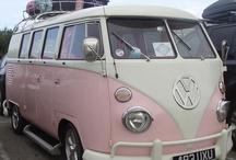 VW camper vans <3