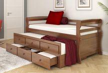 Bicamas / Cama com cama auxiliar