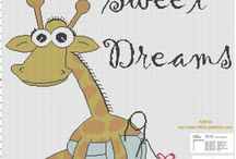 Baby blankets free cross stitch patterns / Baby blankets free cross stitch patterns, download free, made with PcStitch software, baby, children.