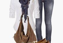 Casual Outfits für den Herbst / Anziehideen für den Alltag im Herbst