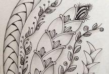 Zentangle / by Kelly Prophete