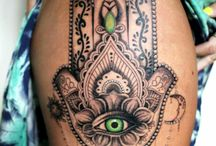tahon tatuointi