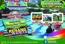 Wisata Syari'ah Bekasi Hotel Kolam Renang