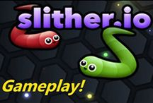 Slitherio Game