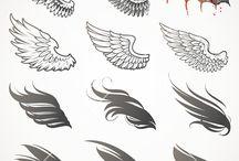 [Tattoo] Wing