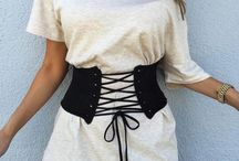 How to Style: Corset Belt