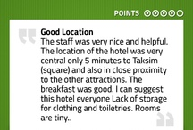 What Are Travellers Saying About Nar Hotels