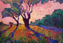 Erin Hanson sunset