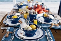 Table Settings: Summer