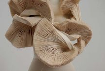 Design textiles: Sculptural textiles