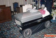 Strange funeral /Furcsa temetés