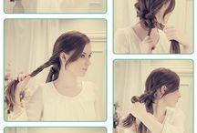 I love hair. / by Sarah Vechery