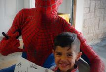 Superhero Birthday Party / We offer an amazing selection of superhero's for Birthday Parties across Toronto and it's surrounding cities.
