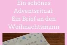 brief weihnachtsmann