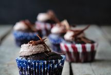 Muffins and Cupcakes / The best recipes for muffins and cupcakes. Bake muffins with chocolate, banana, blueberry, cinnamon or maybe a healthy version. Find your next cupcake recipe here.