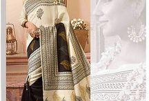 Bhagalpuri collection WOMANIYA Catalog